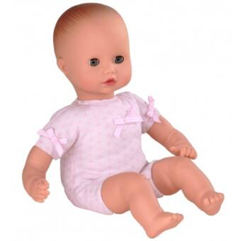 Götz puha testű, öltöztethető Muffin kislánybaba