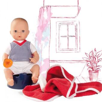 GÖTZ Aquini kisfiúbaba ivó-és pisilő funkcióval.