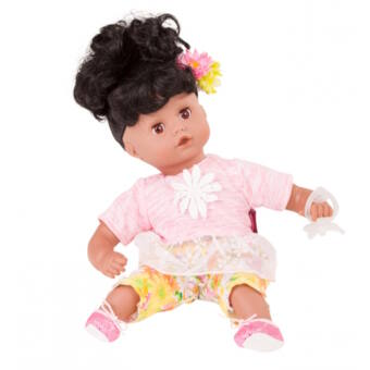 Götz puha testű Muffin baba Daisy