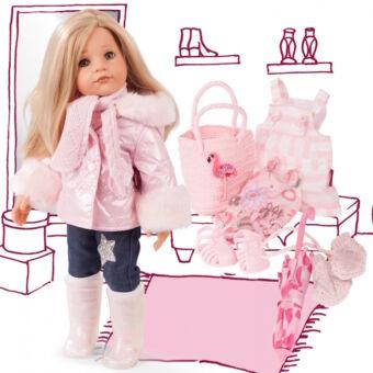 Götz Hannah baba négy évszakos öltözékkel