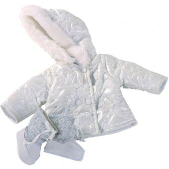 GÖTZ divatos téli babadzseki, kiscipővel