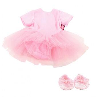GÖTZ  balettruha  balettcipővel  JLM babákhoz